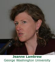 Jeanne Lambrew collage