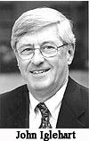 John K Iglehart