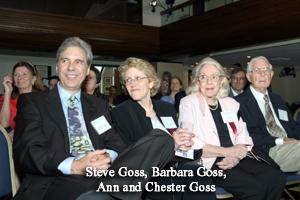 Steve, Barbara, Ann & Chet