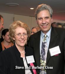 Steve and Barbara Goss 2