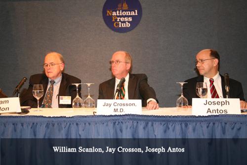 William Scanlon, Jay Crosson, Joseph Antos